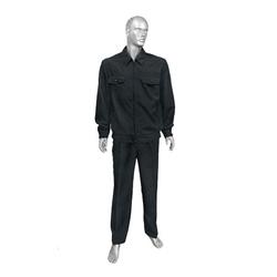 Костюм Полиция полушерстяной, летний. Состоит из куртки и брюк.