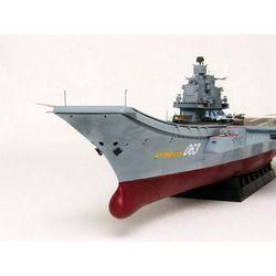 "Модель авианосца ""Адмирал Кузнецов"", масштаб 1:700"