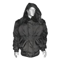 Куртка оперативка зимняя черная