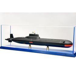 Модель ПЛ Акула 941, масштаб 1:400