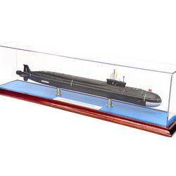 Модель ПЛ Борей 955, масштаб 1:400.