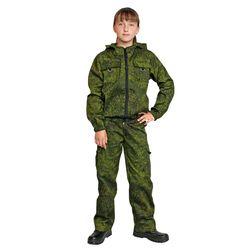 Костюм Зарница, русская цифра, детский