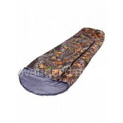 Спальный мешок Кемпинг, КМФ лес (-5-15С)