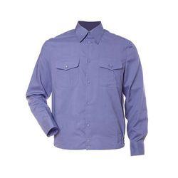 Рубашка форменная МВД с длинным рукавом