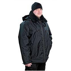 Куртка Пилот, зимняя, черная