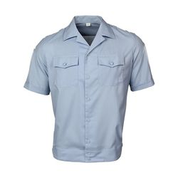 Рубашка форменная Полиция н/о, с коротким рукавом и липучками