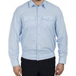 Рубашка форменная Полиция н/о, с длинным рукавом и липучками