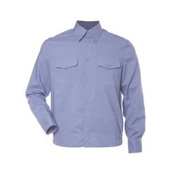 Рубашка форменная ФСБ с длинным рукавом