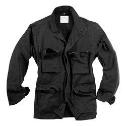 Куртка BDU полевая черная, р-р XXL