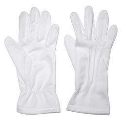 Перчатки парадные, белые