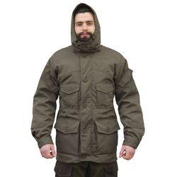 Куртка Сталкер, утепленная флисом, хаки
