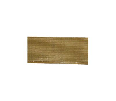 Галун металлизированный широкий (30 мм), зол.