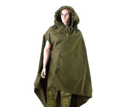 Плащ - палатка армейская уставная
