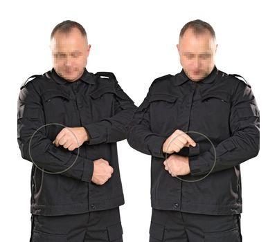 Костюм Спецназ, черного цвета.