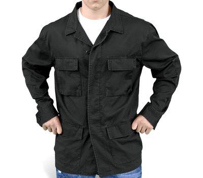 Куртка BDU полевая черная