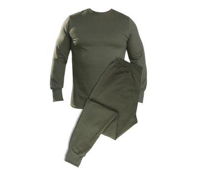 Нательное белье с начесом, армейское