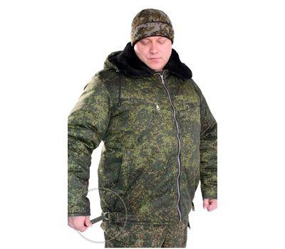 Куртка Пилот, зимняя, кмф русская цифра