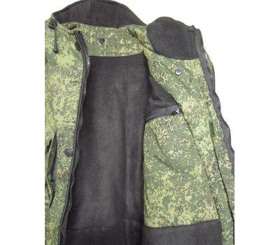 Куртка зимняя ВС с подкладом, цифра, р-р 56-58 (5-6)